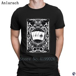 Wholesale kind print shirt for sale – custom Four of a Kind Aces t shirt summer Costume Tee top printed t shirt for men humorous cotton Super Anlarach Family