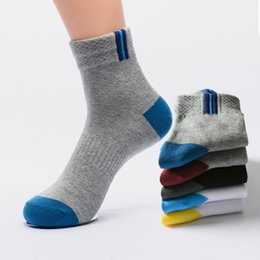 Underwear & Sleepwears Classic Hot Air Balloon Paper Crane Pure Cotton Socks European American Comfortable Large Yards Mens Socks 5pair/lot Low Price