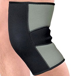 e917fe4f75 Badminton Knee Support Australia - 2018 1Pcs Badminton Football Knee Pad  Volleyball Basketball Support Neoprene Sports