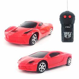 $enCountryForm.capitalKeyWord Australia - Remote Control Car Kids Radio 4wd Brushless Radio Cheap Boy Toys For Children Nitro Race Racing Rc Car 1:18 Light Red Yellow Toy
