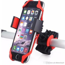$enCountryForm.capitalKeyWord NZ - Universal Bicycle Phone Holders Bike Cellphone Clip Car Bike Mount Flexible Phone Holder Extend Stand For GPS