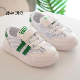 Shoes For Summer Korean Australia - New hollow-out small white shoes for boys and girls in summer of 2020 Korean version of breathable hollow board shoes for students