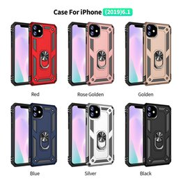 armor x Australia - Magnetic Car Finger Ring Shockproof Armor Case For iphone X 10 XS MAX XR 6S 7 8 Plus iphone 11 2019 XI MAX PRO SamSung Galaxy S8 S9 S10 Plus