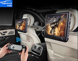 $enCountryForm.capitalKeyWord Australia - 2PCS Universal 11.6inch portable dvd player for car HD 1080P Hdmi touch button headrest car dvd player USB SD FM IR remote controller game