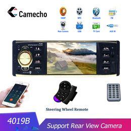 $enCountryForm.capitalKeyWord Australia - Camecho 4'' 1 Din Car Radio Audio Stereo Autoradio 4019B Bluetooth USB FM Auto Stereo MP3 Music Player One Din AUX FM Radios