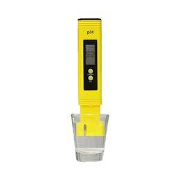$enCountryForm.capitalKeyWord UK - New Portable LCD Digital PH Meter Pen of Tester Accuracy 0.1 Aquarium Pool Water Wine Urine Automatic Calibration Measurement Tools