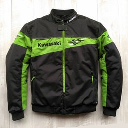 Breathable Summer Motorcycle Jackets Australia - New four seasons warm men's breathable motorcycle off-road jackets knight jackets racing jackets racing clothing windproof have protection