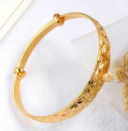 $enCountryForm.capitalKeyWord Australia - Hot sale new women boy fashion jewelry 18K gold plated copper star bless bride bracelet girlfriend wife mother birthday festival gift