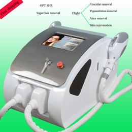 $enCountryForm.capitalKeyWord Canada - OPT SHR machine laser hair removal ELIGHT IPL+RF Skin Rejuvenation Pigmentation Therapy shr IPl beauty salon equipment with CE approved