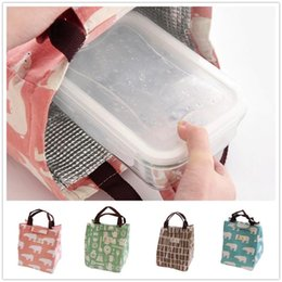 Discount shipping cooler boxes - MOLAVE Lunch Bag Thermal Insulated Lunch Box Tote Cooler Bag Bento Pouch Container Drop Shipping AP30