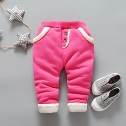 $enCountryForm.capitalKeyWord Canada - good quality baby girls pants winter warm thick trousers for infant kids solid outfits clothing toddle children cotton leggings