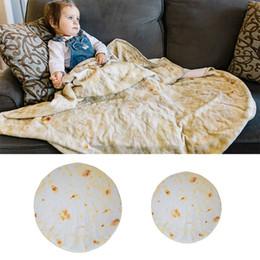 468e79bc83 Wholesale Polar Fleece Blankets Australia - Hot Sale Tortilla Soft Fleece  Throw Blanket Tortilla Texture de