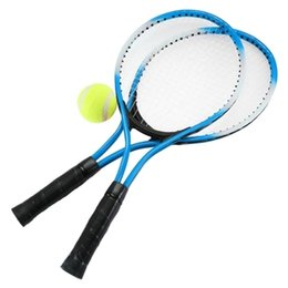 $enCountryForm.capitalKeyWord UK - 15% 2Pcs Kids Tennis Racket String Tennis Racquets with 1 Ball and Cover Bag
