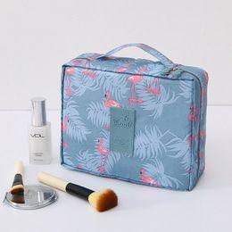 $enCountryForm.capitalKeyWord Australia - Professional Large Makeup Bag Cosmetic Case Storage Handle Organizer Travel Kit Ladies Male Up Bags Travelling Bags For Women