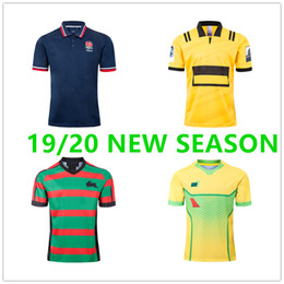 team soccer uniforms kit Australia - 19 20 New Season Football Team Kit Soccer Jersey World Cup Stylish Jersey Uniform Men Youth Hero Version Pop Suit Sets National Rugby League