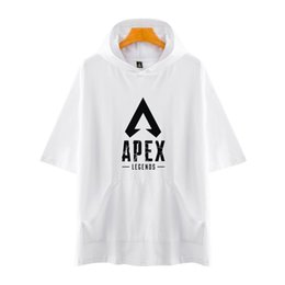 Friendly 2019 Ateez Men And Women Hooded Tshirt Solid Color Tshirts Summer Short Sleeve Fashion Sala Cool Hooded Top Tshirt Women's Clothing Tops & Tees