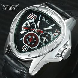 $enCountryForm.capitalKeyWord Australia - Fashion Luxury Men Automatic Mechanical Wrist Watches Top Brand Winner Triangle Men's Watches 3 Sub-dials 6 Hands Reloj Hombre J190705