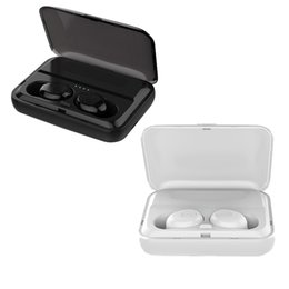 $enCountryForm.capitalKeyWord UK - TWS Earphone Wireless Headphone bluetooth I10 f9 TWS Twins Mini V5.0 With Charger Dock Earbuds Stereo Headset Double Ear For iPhone Android