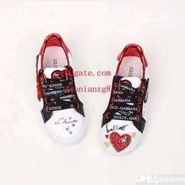 $enCountryForm.capitalKeyWord Australia - Brand cheap girl shoes kid boy leather fashion athletic running shoes fashion little girl shoe Eu 26-35ee3