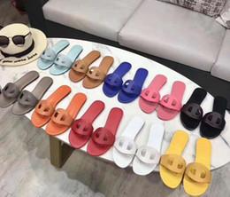 $enCountryForm.capitalKeyWord Australia - 2019 HOT New Designer Luxury Designer Women Fashion Pearl Sandals lady Slippers Summer Pig nose Casual Slippers Flip Flops flat sandy 90