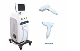 laser pain UK - Italy Pump Pain-Free Permanent Beauty laser 755nm 808nm 1064nm Diode Laser Hair Removal Instrument with factory price