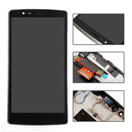 screen g4 2019 - For LG G4 H818 LCD Replacement 5.5inch Best Quality LCD Touch Screen Display Digitizer Assembly LCD Complete discount sc