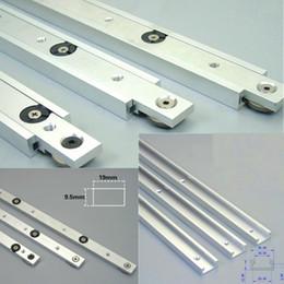 $enCountryForm.capitalKeyWord Australia - Aluminium alloy T-tracks Slot Miter Track And Miter Bar Slider Table Saw Gauge Rod Woodworking Tools DIY