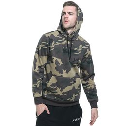 Camouflage dropshipping online shopping - Camouflage Hoodies Men Autumn New Sweatshirt Male Camo Hoody Hip Hop Streetwear Mens Military Hoodie Dropshipping