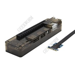 External Express Card Australia - Freeshipping PCIe PCI-E PCI Express Card Laptop EXP GDC Laptop External Independent Video Card Dock (NGFF M.2 A key interface Version)