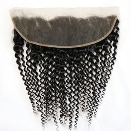 Piece curtains online shopping - real hair curtain body wave human hairirs hand woven lace front hair block Peru real hair curtain lace black curly real virgin
