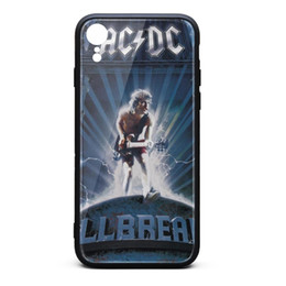 H Case UK - ACDC ballbreaker Rock Eruption band white phone cases,case,iphone cases,iphone XR cases best iphone personalised phone cases XR protective h