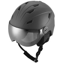 Großhandel Neuer Ankunfts-Unisex Snowboard Helm Spezielles Design Ski-Helm für Wintersport