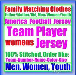 b6cfe3d1e Red Color Football Jerseys Australia - Custom american football jerseys  Washington Miami college authentic retro rugby