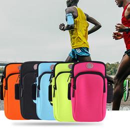 $enCountryForm.capitalKeyWord Australia - Outdoor supplies diving material arm bag wrist arm bag men and women sports running fitness equipment mobile phone arm bag