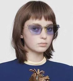 $enCountryForm.capitalKeyWord Australia - Wholesale-0538S Designer Sunglasses For Women Fashion Wrap Sunglass Pilot Frame Coating Mirror Lens Carbon Fiber Legs Summer Style 0538