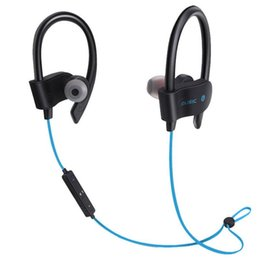 SportS coStS online shopping - Cost Effective Headphones RT558 Sweatproof Sport Earbuds Wireless Bluetooth Earphones for iPhone X Xs Max Samsung Galaxy note