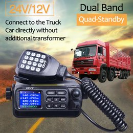 $enCountryForm.capitalKeyWord Australia - QYT KT-5800 12 24V 25W Dual Band Quad-Standby Truck Vehicle Mounted Two Way Radio Upgrade KT-8900D Mobile Radio