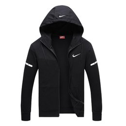 famous clothing brands for men 2019 - 2019 New fashion Hoodies for Men Spring Hooded Sweatshirts with Letter NK Brand famous Hoodie Sport Streetwear Clothes s