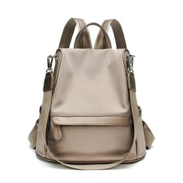 $enCountryForm.capitalKeyWord Australia - Women Leather Backpacks Ladies Shoulder Bag Rucksack School Bags For Girls Bolsas Mochilas Sac A Dos Casual Travel Mujer C641