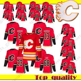 1794e1b393a Discount jaromir jagr jerseys - Top quality Calgary Flames Hockey Jersey 5  Mark Giordano 23 Sean