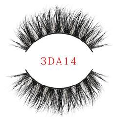 $enCountryForm.capitalKeyWord Australia - 17style 3d Mink Hair Fake Eyelash 100% Thick real mink HAIR false eyelashes natural Extension fake Eyelashes