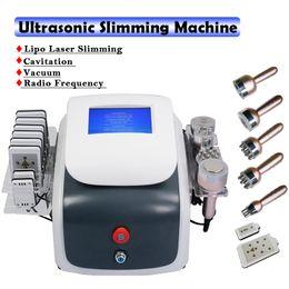 $enCountryForm.capitalKeyWord Australia - New Model Ultrasonic Cavitation Vacuum Radio Frequency Lipo Laser Slimming Machine Vacuum Weight Loss Slimming Beauty Equipment