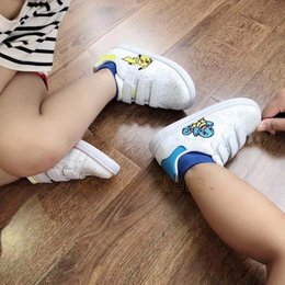 $enCountryForm.capitalKeyWord Australia - Children Kids Stan Smith Running Shoes Boy Girl Baby High Quality Tortoises Pikas George Heart Child Outdoor Sneakers Casual Shoe size 22-37