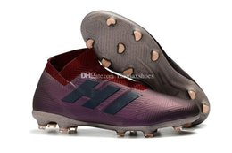 $enCountryForm.capitalKeyWord Australia - 18 New 18.1 Nemeziz Fg Archetic Messi Mens 18 x Football13 Shoes Agility Bandage Spectral Mode Soccer Boots Cleats Size Us6.5-11