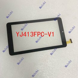 Touch Screen Computer Tablet Australia - yj413fpc-v1 tablet computer touch screen handwriting screen touch panel Digitizer External Sensor free shipping