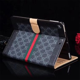 $enCountryForm.capitalKeyWord Australia - High-quality Leather Cash Wallet Shell for Ipad Air Case with Holder Bumper Anti-knock Protective Shell for Ipad Mini Series Cover