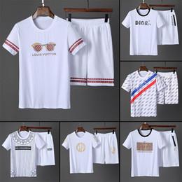5e417ed5b 2019 new fashion men's short t shirts casual cotton famous brand mens shirt  whole sale factory comfortable dsi