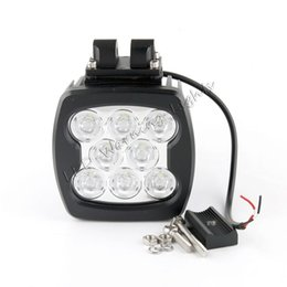 TracTor road lighTs online shopping - W LED work lamp for excavator tractor agriculture farm vehicles x4 racing off road ATV UTV powersports working light