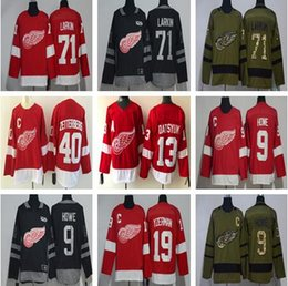 $enCountryForm.capitalKeyWord UK - Mens Detroit Red Wings Justin Abdelkader Redwings Home Away Red White Hockey Jersey All Players In Hockey Jerseys Style
