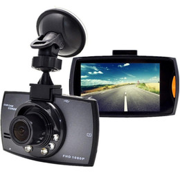 Wholesale 1080P Car Night Vision quot Full Colors Car DVR Dash Camera Driving Recorder Vehicle Registrator Automobile Recorder Full HD G30